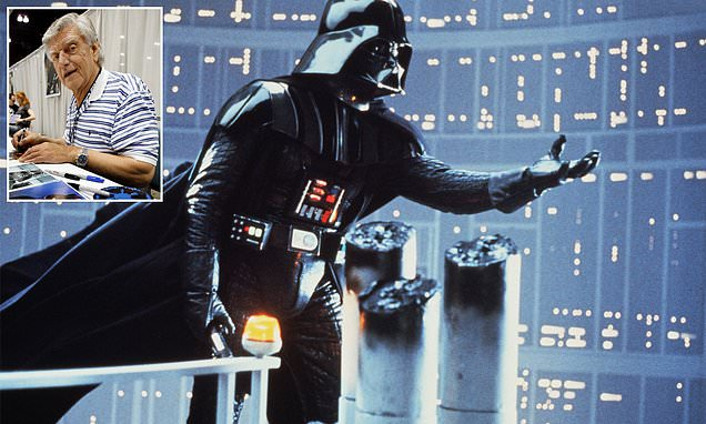 Darth Vader star dead at 85: British actor David Prowse dies   | Daily Mail Online