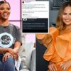 Candace Owens brands Chrissy Teigen a 'massive, disgusting hypocrite' over Courtney Stodden row