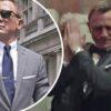 Daniel Craig bids farewell toJames Bond role as he delivers an emotional speech