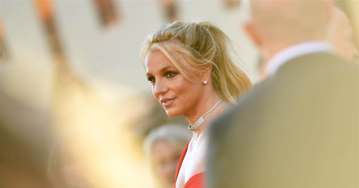 BRITNEY SPEARS: Did She Just Need God?