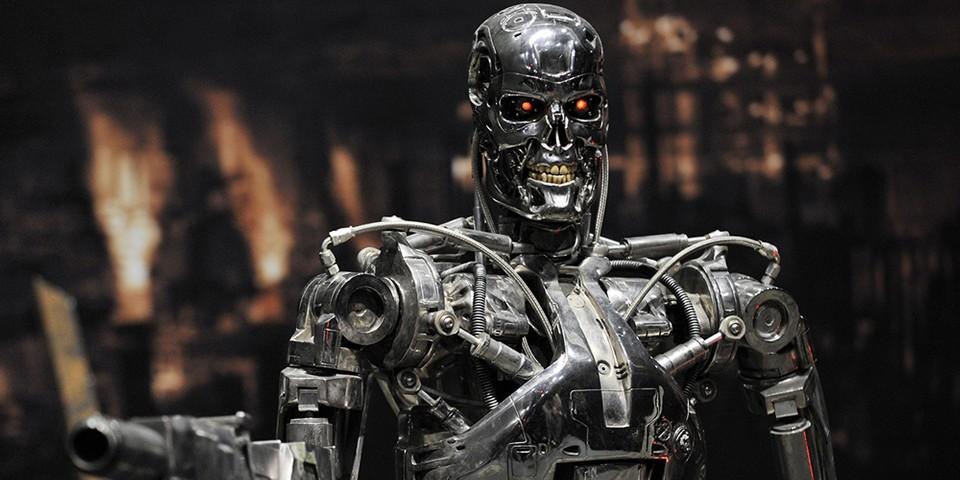 Netflix 'Terminator' Anime Skydance Production I.G