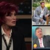 Sharon Osbourne calls Prince Harry 'poster boy of white privilege' and defends Piers Morgan |