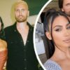 Kim Kardashian celebratesScott Disick's 38th birthday as she shares sweet throwback snaps
