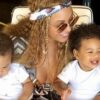 'What's better than 1 gift… 2': Beyonce celebrates her twins Rumi and Sir turning four