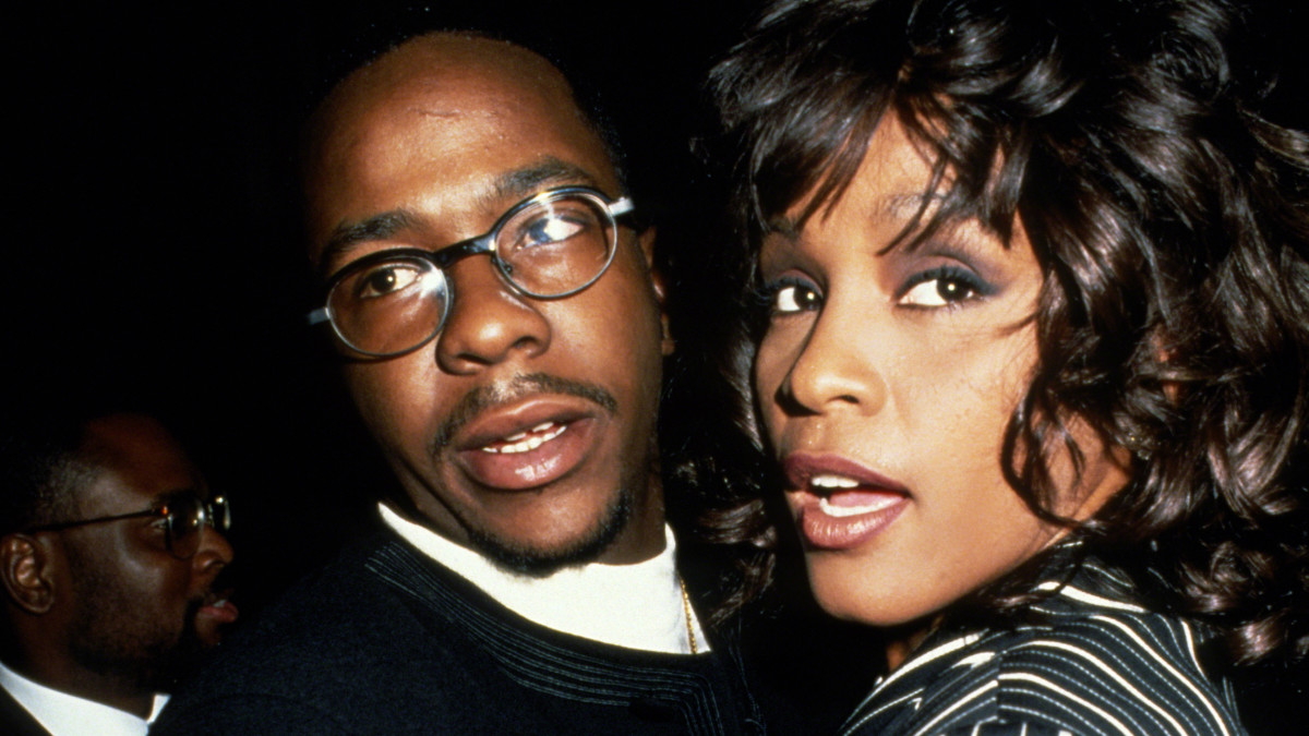 BOBBY BROWN Whitney Houston's 'Bodyguard' Remake … THAT'S A BAD MOVE!!!