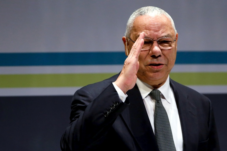 COLIN POWELL: General and Former Secretary of State Dead at 84