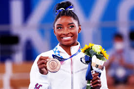 SIMONE BILES STILL BATTLING 'TWISTIES' 'Scared To Do Gymnastics'